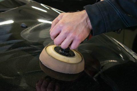 Glimmobiel Stadskanaal polijsten auto (1 van 1)